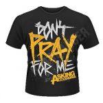 ASKING ALEXANDRIA: Don't Pray