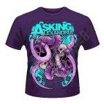 ASKING ALEXANDRIA: Elephant (purple) (póló) (akciós!)