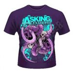 ASKING ALEXANDRIA: Elephant (purple) (póló) (akciós!)