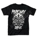 PARKWAY DRIVE: Wolf & Bones (póló)