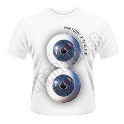 PINK FLOYD: Pulse (white) (póló)