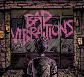 A DAY TO REMEMBER: Bad Vibrations (LP)
