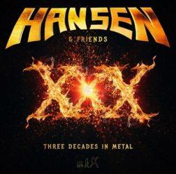 KAI HANSEN: XXX - Three Decades In Metal (CD)