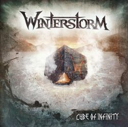 WINTERSTORM: Cube Of Infinity (CD)