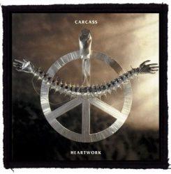 CARCASS: Heartwork (95x95) (felvarró)