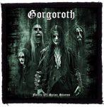 GORGOROTH: Forces Of Satan Storms (95x95) (felvarró)
