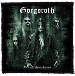 GORGOROTH: Forces Of Satan Storms (95x95) (felvarró)