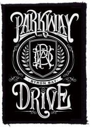 PARKWAY DRIVE: Crest (75x95) (felvarró)