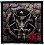 SLAYER: Divine Intervention (95x95) (felvarró)