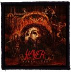 SLAYER: Repentless (95x95) (felvarró)