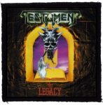 TESTAMENT: The Legacy (95x95) (felvarró)
