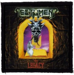TESTAMENT: The Legacy (95x95) (felvarró)
