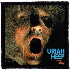 URIAH HEEP: Very 'Eavy (95x95) (felvarró)