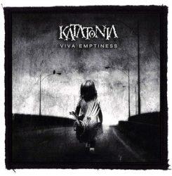 KATATONIA: Viva Emptiness (95x95) (felvarró)