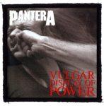 PANTERA: Vulgar Display (95x95) (felvarró)