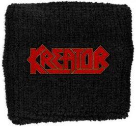 KREATOR: Logo (frottír csuklószorító)