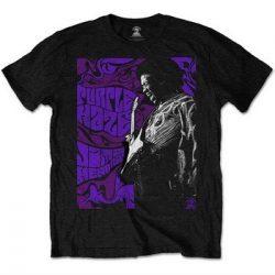 JIMI HENDRIX: Purple Haze (póló)