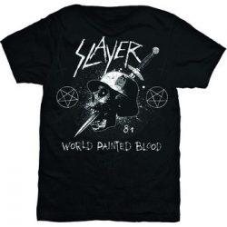 SLAYER: Dagger Skull (póló)