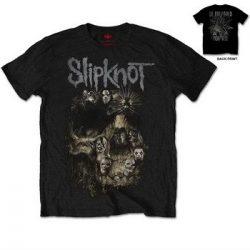 SLIPKNOT: Skull Group (póló)