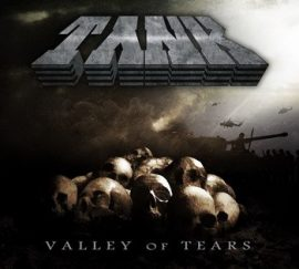 TANK: Valley Of Tears (CD)