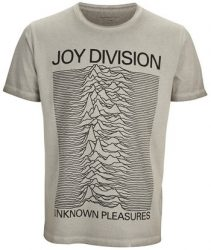 JOY DIVISION: Unknown (grey) (póló)