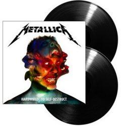 METALLICA: Hardwired...To Self-Destruct (2LP)