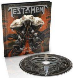 TESTAMENT: Brotherhood Of The Snake (CD, digipack)