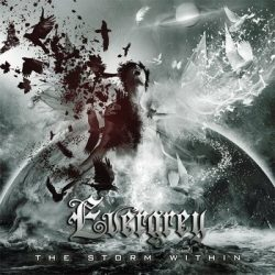 EVERGREY: The Storm Within (CD)