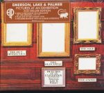 EMERSON, LAKE & PALMER: Pictures At An Exhibition (2CD,2016 remaster)