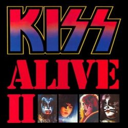 KISS: Alive II. (original 'S') (CD)