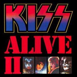 KISS: Alive II. (original 'S') (CD)