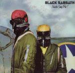 BLACK SABBATH: Never Say Die! (LP+CD) (2015 reissue)