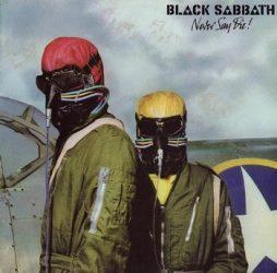 BLACK SABBATH: Never Say Die! (LP) (2015 reissue)