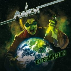 RAVEN: Extermination (+bonus) (CD)