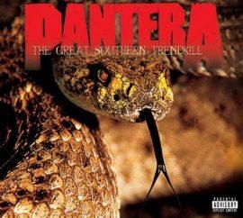 PANTERA: The Great Southern Trendkill (2CD, 20th Anniversary)