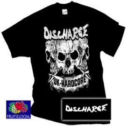DISCHARGE: UK Hardcore (póló)