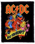 AC/DC: Are You Ready? (75x95) (felvarró)