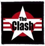 CLASH: Star Logo (95x95) (felvarró)