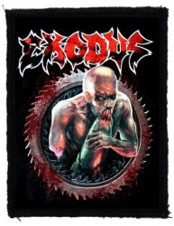 EXODUS: Salt The Wound (75x95) (felvarró)