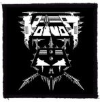 VOIVOD: Logo (95x95) (felvarró)