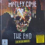 MÖTLEY CRÜE: The End (2xBlu-ray+DVD+CD)