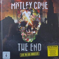 MÖTLEY CRÜE: The End (2xBlu-ray+DVD+CD) (akciós!)