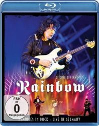 RAINBOW: Memories In Rock - Live (Blu-ray, 139')