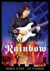 RAINBOW: Memories In Rock - Live (DVD, 139', kódmentes)