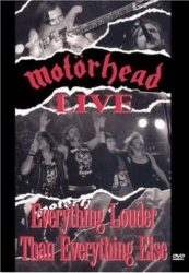 MOTORHEAD: Live Everything Louder (DVD)
