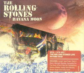 ROLLING STONES: Havana Moon (DVD+2CD)