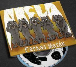 AKELA: Farkas Mesék (CD)