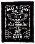 GUNS N' ROSES: Whiskey (75x95) (felvarró)