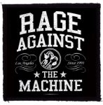 RAGE AGAINST THE MACHINE: Crown (95x95) (felvarró)