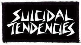 SUICIDAL TENDENCIES: Suicidal Tendencies (95x50) (felvarró)